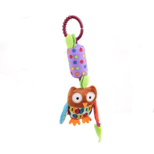 Wind Rattles Stroller Infant Baby Bell Toys Bed Chimes Mobile Toy Hanging DP