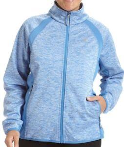 3x étiquettes Active Jacket Softshell Plus avec Nouveau Size Champion Femme qCzXgwWx
