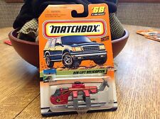 Matchbox Air Travel Series Air Lift Helicopter   # 68