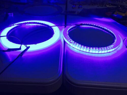 2pc LED Speaker Rings for JL Audio Marine M880