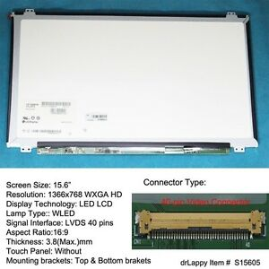 15-6-Slim-Glossy-WXGA-HD-LED-LCD-Screen-for-HP-Pavilion-dv6-7014tx-dv6-7063sa