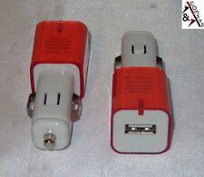 KFZ und LKW Auto Ladegerät Handy Tablet Smartphone iPhone iPod 5V 1A USB Kristal