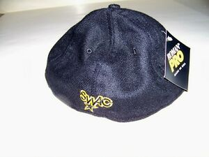 GRAMBLING-STATE-UNIV-FITTED-CAP-SIZE-7-1-8