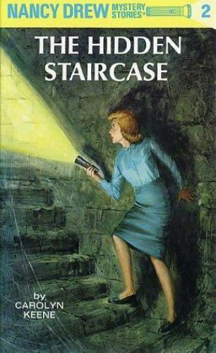 Charmant The Hidden Staircase (Nancy Drew Mystery Stories #2) By Keene, Carolyn