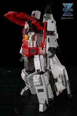 Transformers Toys Zeta ZB-04 Catapult G1 Superion Slingshot figure New In Stock
