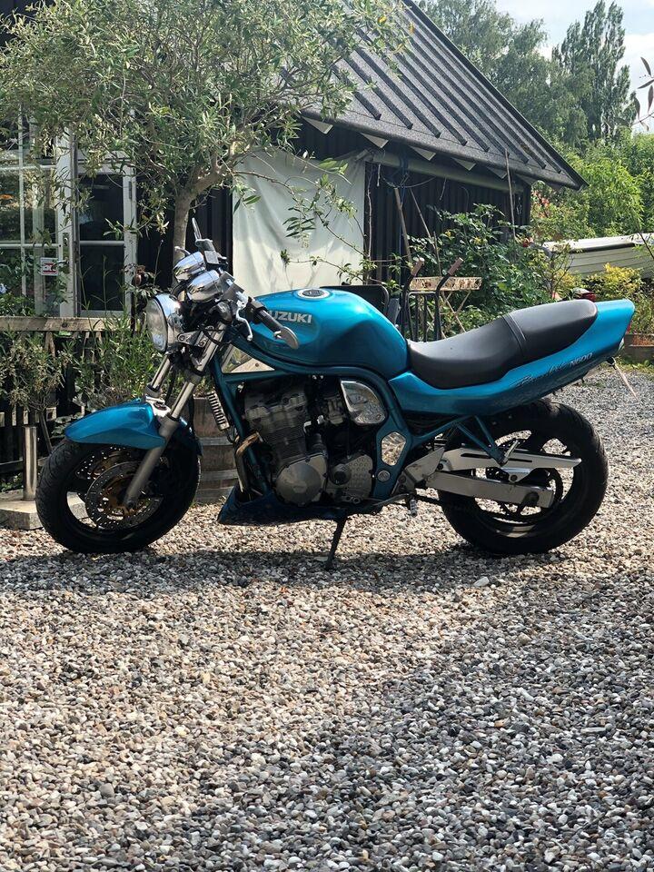 Suzuki, Gsf 600, 600 ccm