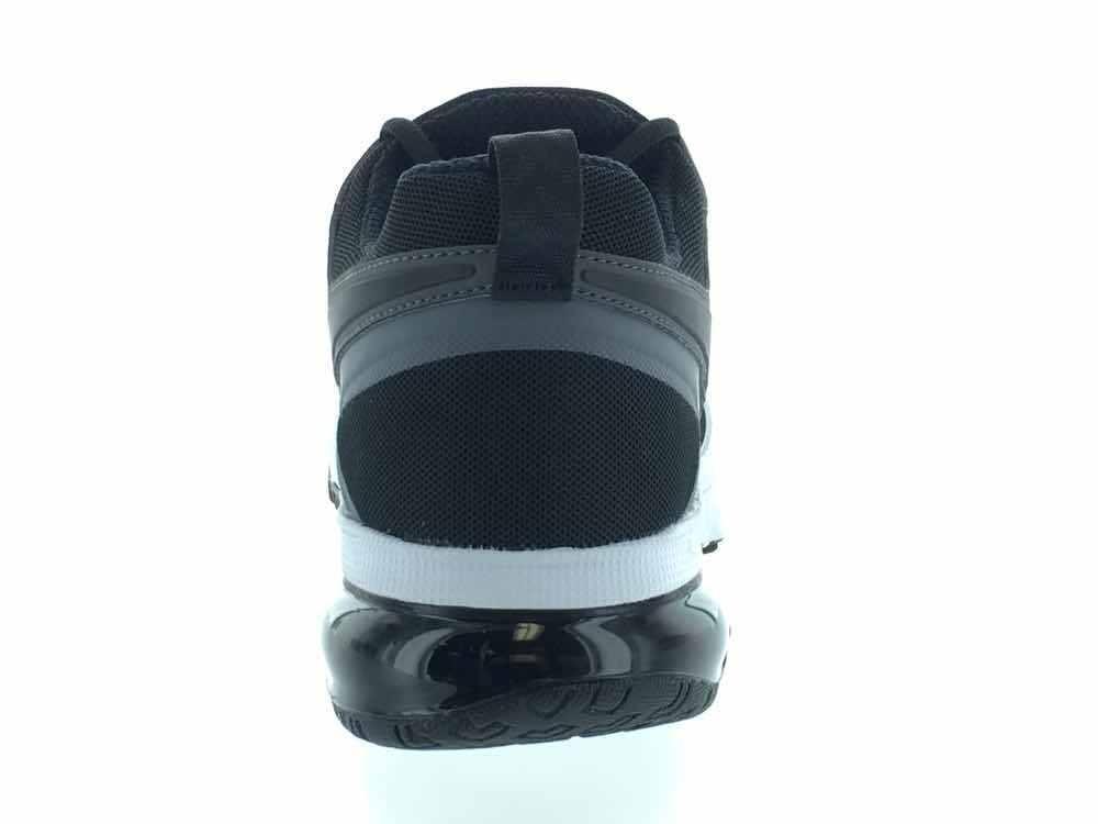 größe 9,5 13 16 17 nike 002 männer fingertrap max 644673 002 nike grau - schwarz - weiße schuhe 346782