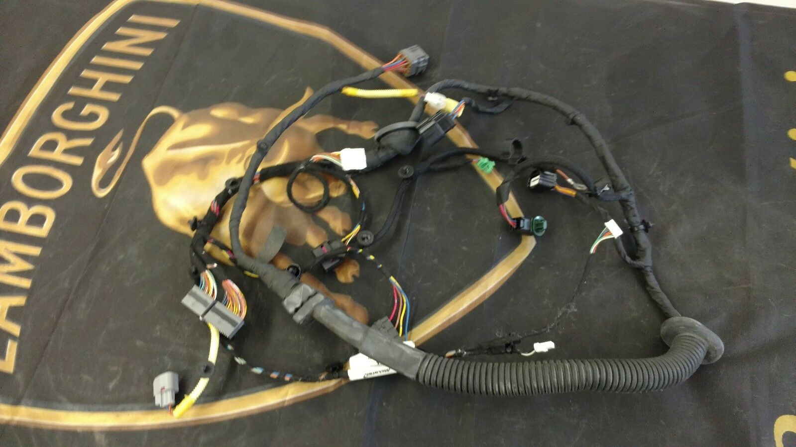 Mclaren Wire Harness Simple Wiring Diagram Equipment Library Assembly