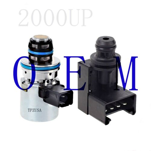 A518 A618 Solenoid Kit W//Gasket 3pc EPC//Transducer 2000 DODGE RAM 1500-3500