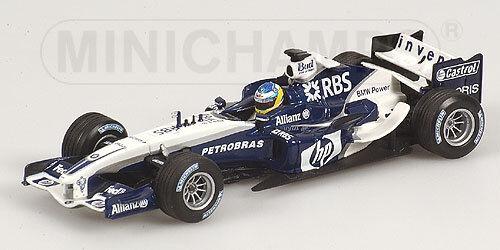 1 43 Williams BMW FW27 2005 STAGIONE N. Heidfeld