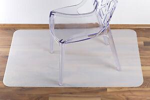 bodenschutzmatte stuhlmatten b rostuhl unterlage hartfu boden teppich ab 9 99 ebay. Black Bedroom Furniture Sets. Home Design Ideas