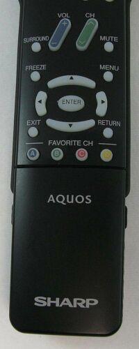 Sharp Aquos Remote GA416WJSB Working