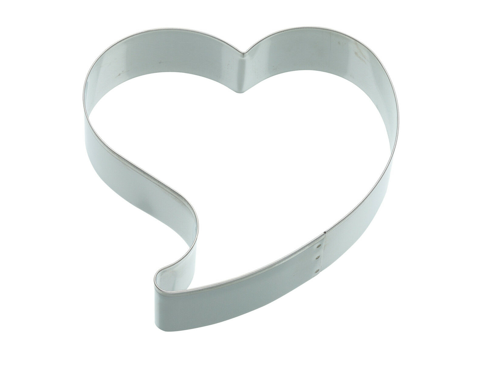 Kitchencraft Large Heart Love Shape Metal Biscuit//Cookie Cutter Home Baking