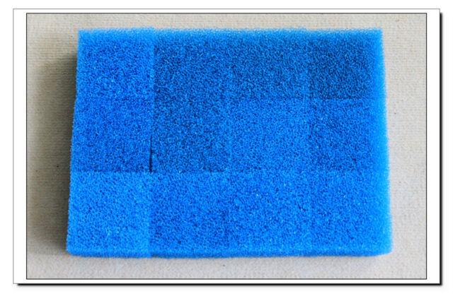 New 12 X Coarse Foam Filter Pads Fish Tank Fits Juwel Compact Lowest Price!