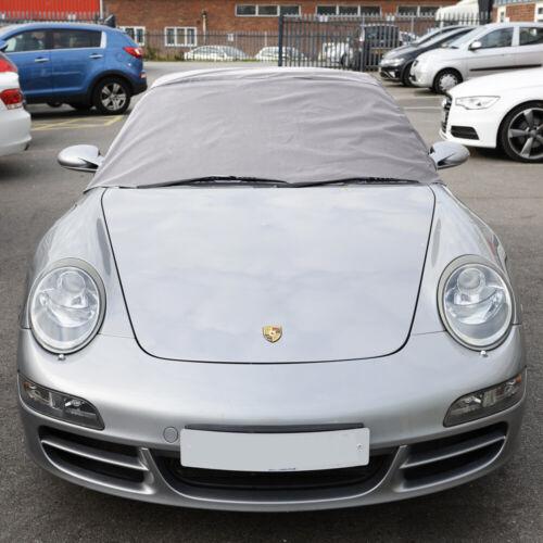 232 Porsche 911 996 997 Weich Top Dach Schutz 1999-2012 Grau
