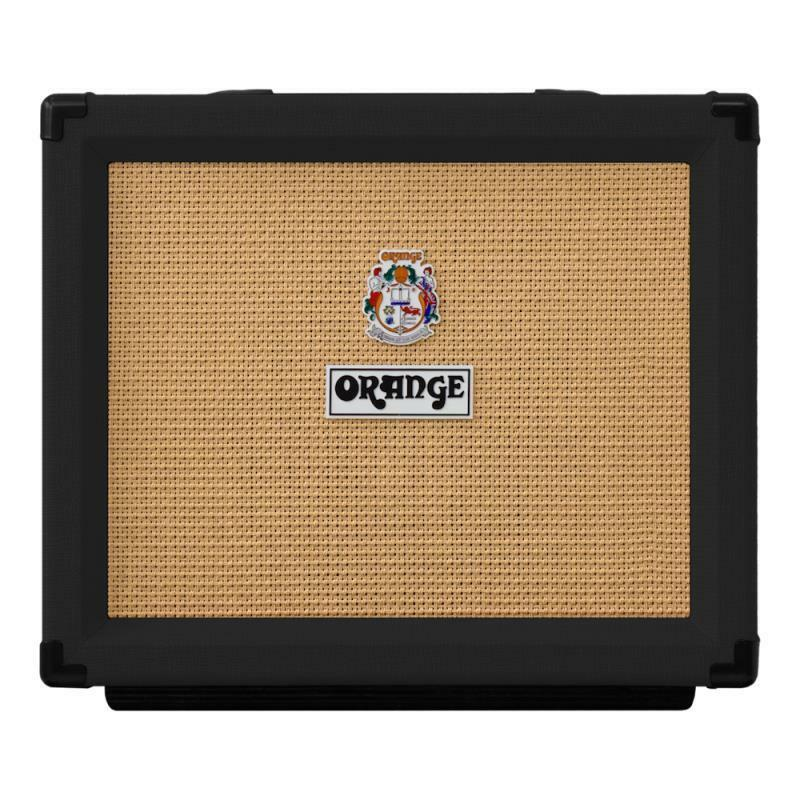 Orange Rocker 15 Combo, Black