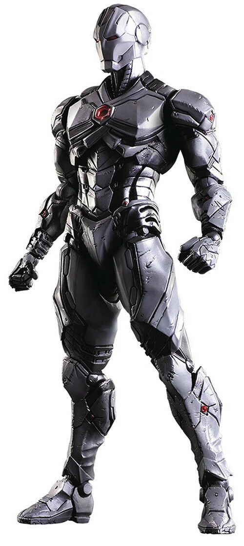 Marvel Universe Variant 10 Inch Action Figure Play Arts Kai - Iron Man