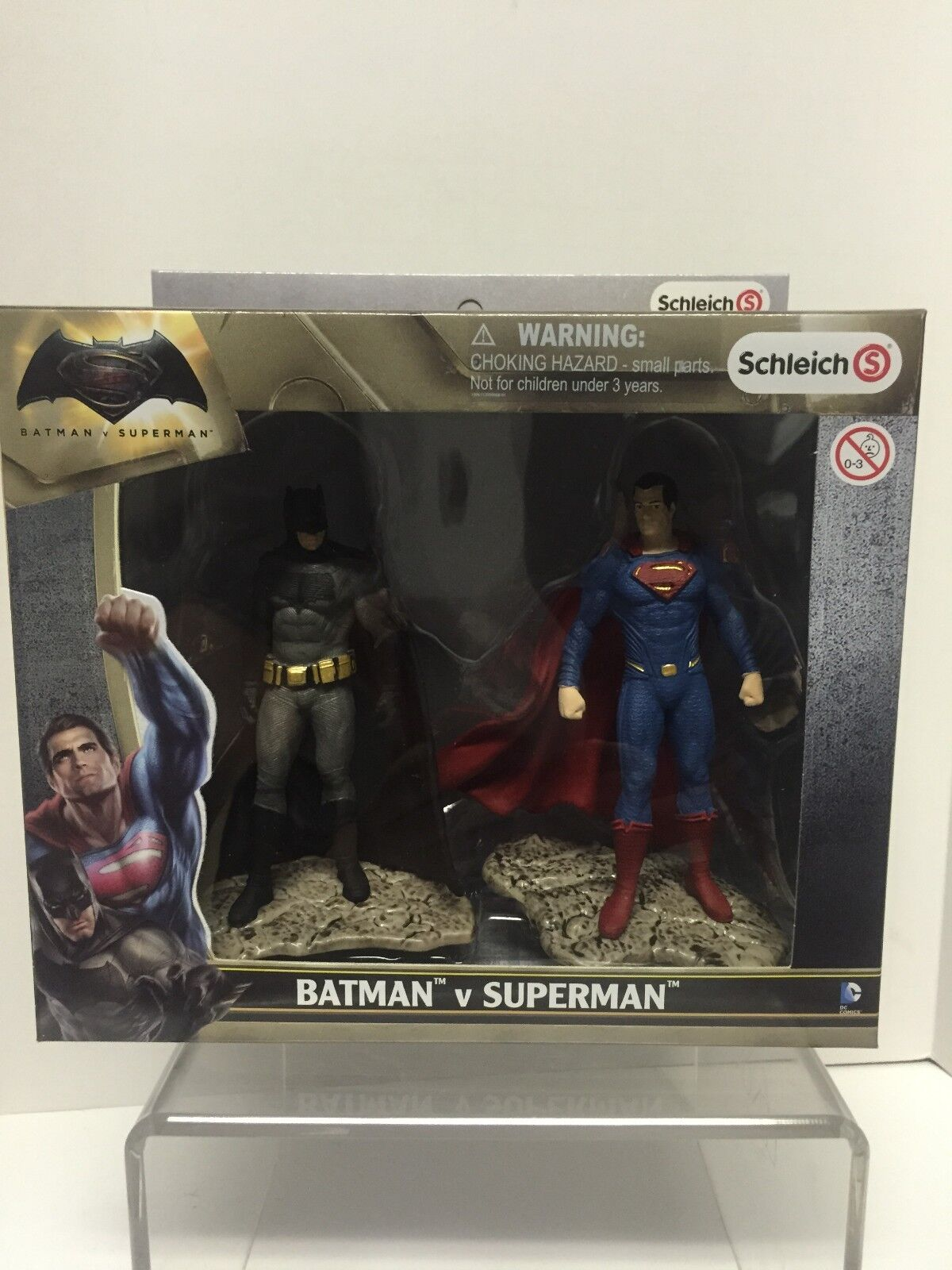 Schleich Batman V Superman ([Batman vs Superman)  22529 DC Comics