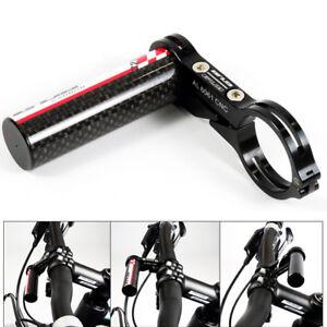 MTB-Fahrrad-Lenker-Licht-Halterung-Halter-Extender-Adapter-Lampenhalter-G-329