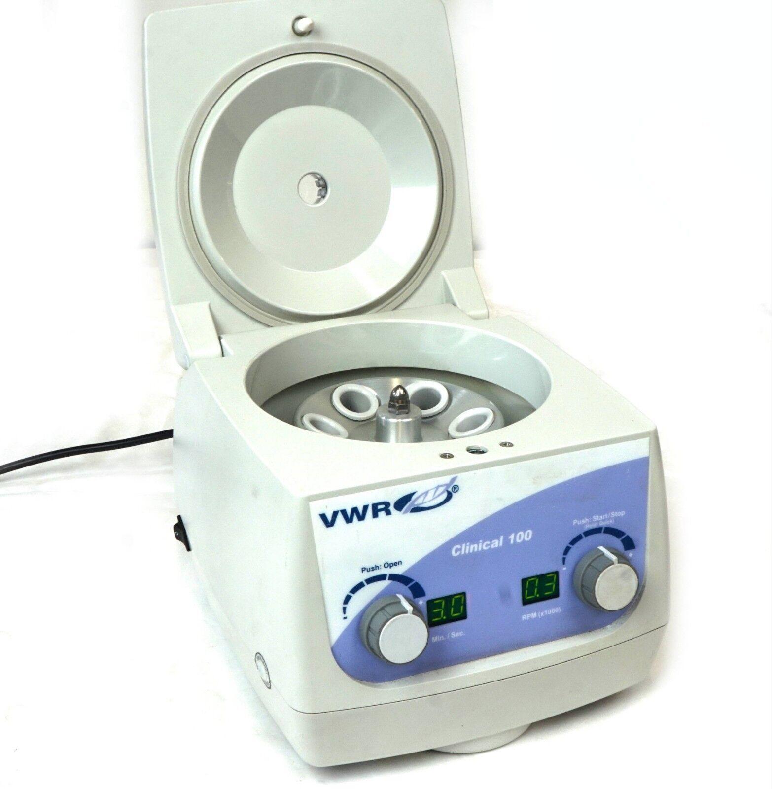 VWR Centrifugue