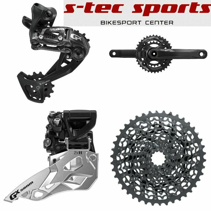 Sram GX Grupo 2x 11 , Mountain Bike Bicicleta