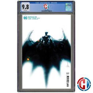BATMAN #110 JOCK VARIANT CGC Graded 9.8 PRESALE 6/2/21 DC Comics