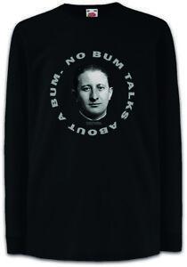 T-shirts, Polos & Hemden Radient Carlo Gambino Portrait Kinder Langarm T-shirt Mafia Mob Capone New York Gangster Geeignet FüR MäNner Frauen Und Kinder