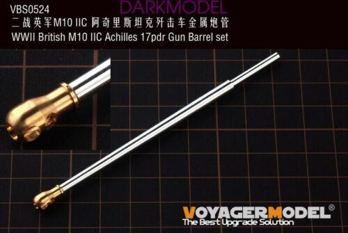 Voyager VBS0524 1//35 British M10 IIC Achilles 17pdr Gun Barrel set(For TAMIYA)