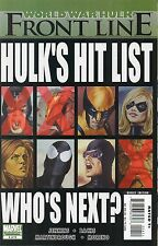 World War Hulk Frontline #4 (NM)`07 Jenkins/ Bachs
