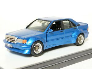 Unique-1-43-Mercedes-Benz-190E-Koenig-Specials-Handmade-Diecast-Model-Car