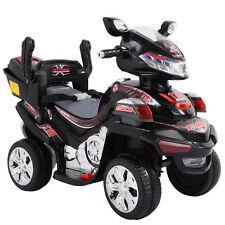 Kids Ride On ATV Quad 4 Wheeler Electric Toy Car 6V Battery Power