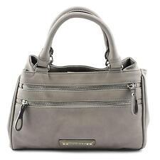 Rosetti Charlotte Grab Bag Satchel Women Gray Satchel