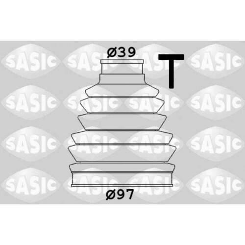 1900005 Achsmanschettensatz SASIC