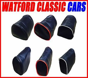 MGB Roadster, MGB GT & MG Midget, Head Rest Covers, All Types, Colour Choice