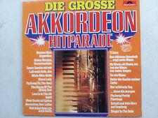 Die Grosse Akkordeon Hitparade
