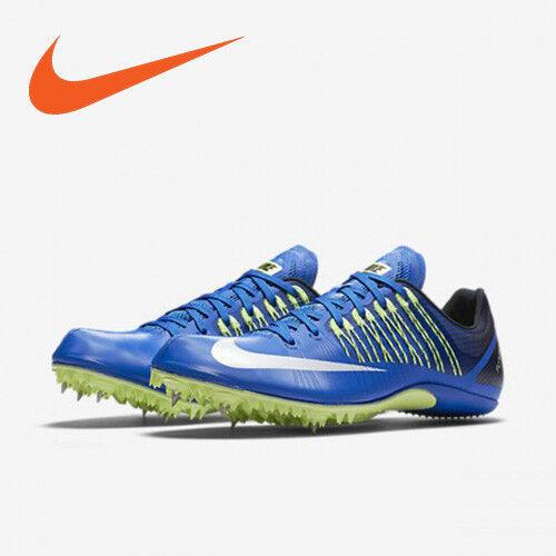 276da860 Nike Zoom Celar 5 Track Sprint Spikes Blue 629226-413 Mens Size 11 Flywire  for sale online | eBay
