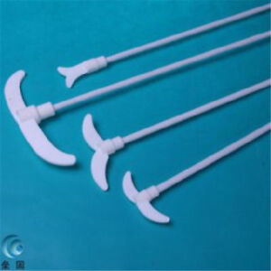 PTFE-Stirring-Rod-For-Electric-Overhead-Stirrer-Mixer-Shaft-L-250mm-x-W-40mm-7mm