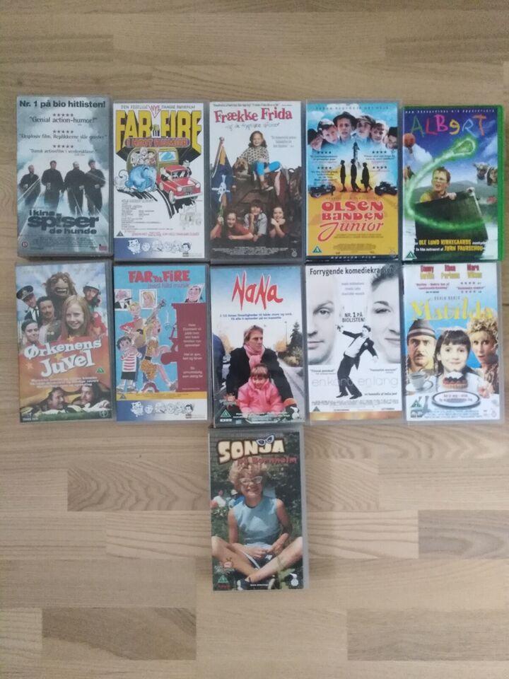 Børnefilm, Pippi, Bamses