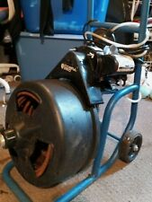 Used Drain Cleaning Machine