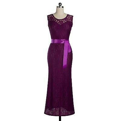 Women Long Prom Dresses Gown Evening Party Bridesmaid Formal Cocktail Maxi Dress