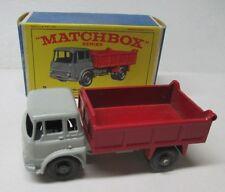 Vintage 1960's Matchbox Lesney Bedford Tipper Truck #3 NM/Mint In VG Box