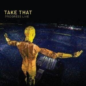 Take-that-progress-Live-2-CD-NEUF