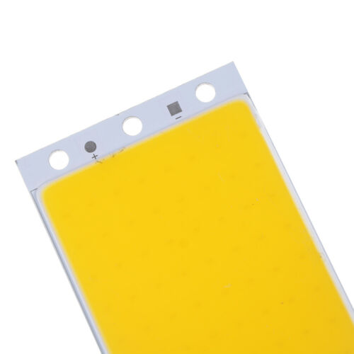 Streifen-Licht-Lampen-Korn-Span diy DC 12 ra 94x50mm 15W COB LED quadratischer