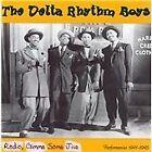 The Delta Rhythm Boys - Radio, Gimme Some Jive (Performances 1941-1945, 2009)