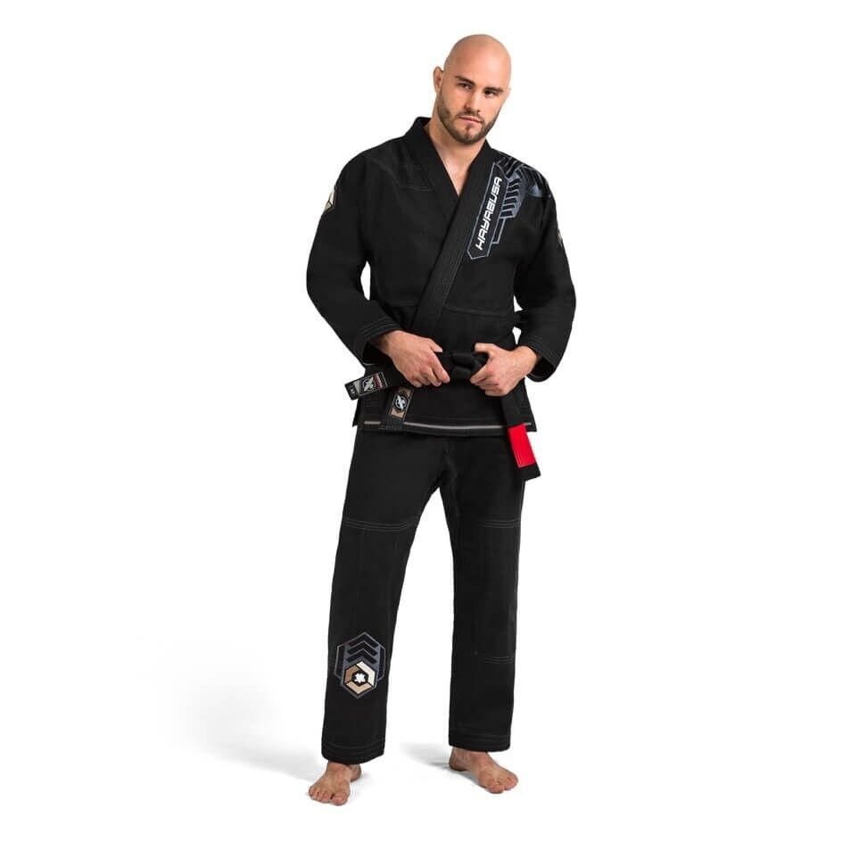 Hayabusa Warrior BJJ Gi gold Weave Jiu Jitsu Suit Goorudo 4 Mens Uniform Adults