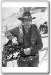 James Stuart Autographed Preprint Signed Photo Fridge Magnet