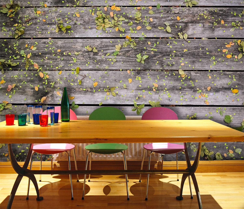 3D Deciduous Wood 75 Wall Paper Murals Wall Print Wall Wallpaper Mural AU Summer