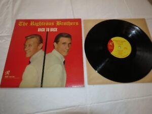 Back-to-Back-by-The-Righteous-Brothers-Philles-Records-PHLP4009-LP-Album-Record