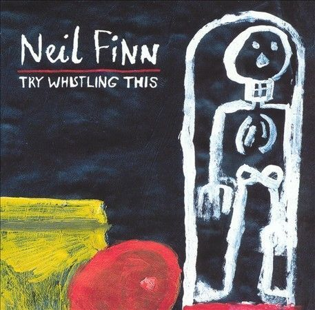 1 of 1 - Try Whistling This Neil Finn CD Low Postage