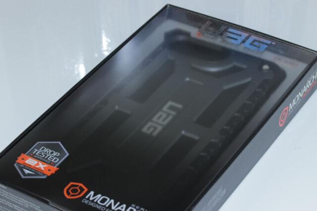 premium selection ef865 fd2df Urban Armor Gear UAG Monarch iPhone 7 Plus Case - Graphite